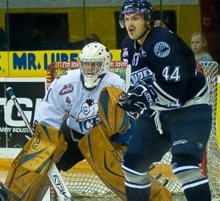 Photos   Adam Chorneyko - Pro Hockey Player